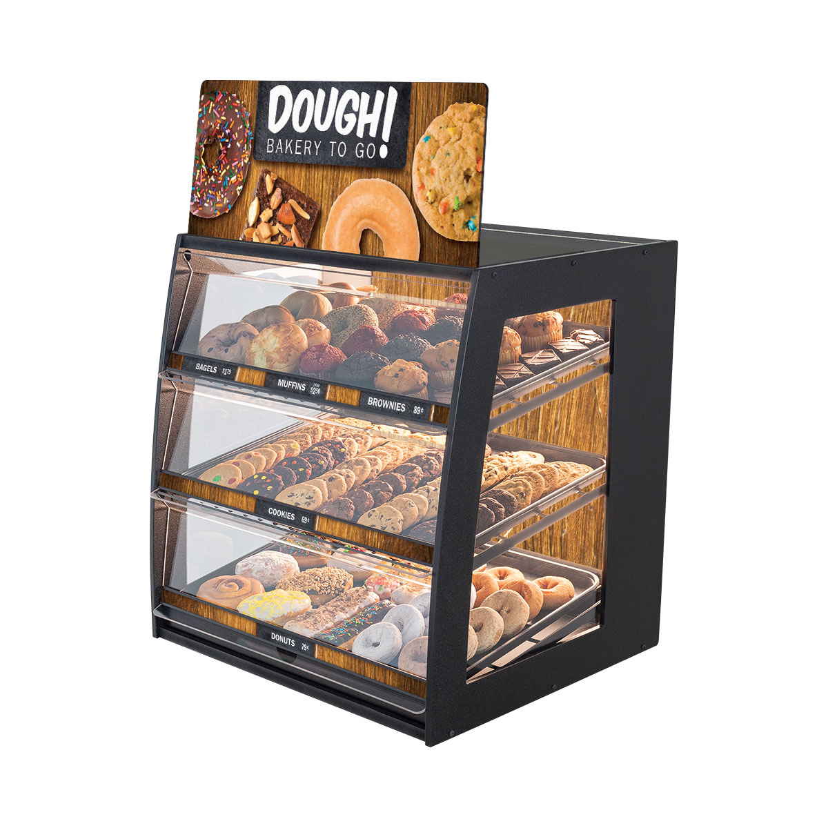 laurentian bakeries case twenty 21 Here you can browse our great collection of countertop pastry displays these ambient temperature display cases are available in service and self serve designs.