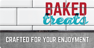 Baked Treats Crafted For Your Enjoyment